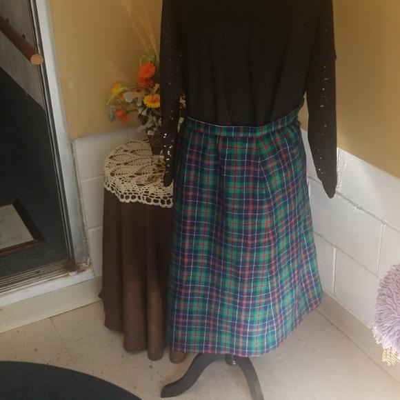 Pendleton Dresses & Skirts - Pendleton wool skirt
